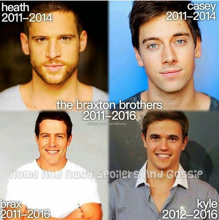 Good Bye The Braxton Brothers Home And Away 2016