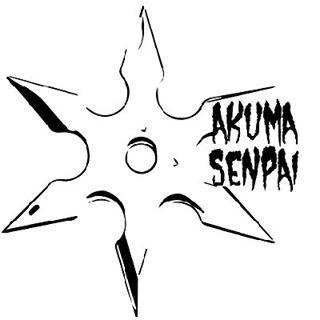 0 отметок «Нравится», 1 комментариев — AKUMA SENPAI (@akumasenpaiofficial) в Instagram: «#logo #stencil»