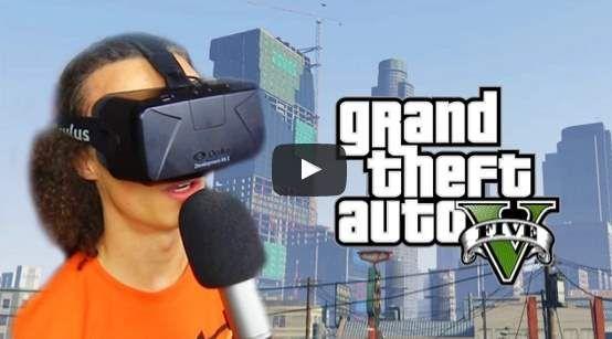 #Multimedia #juegos #realidad_virtual Tres juegos de Realidad Virtual con millones de visitas en Youtube