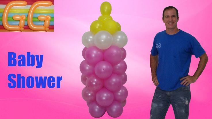 167 best globoflexia figuras con globos y decoracion con - Como hacer figuras con globos ...