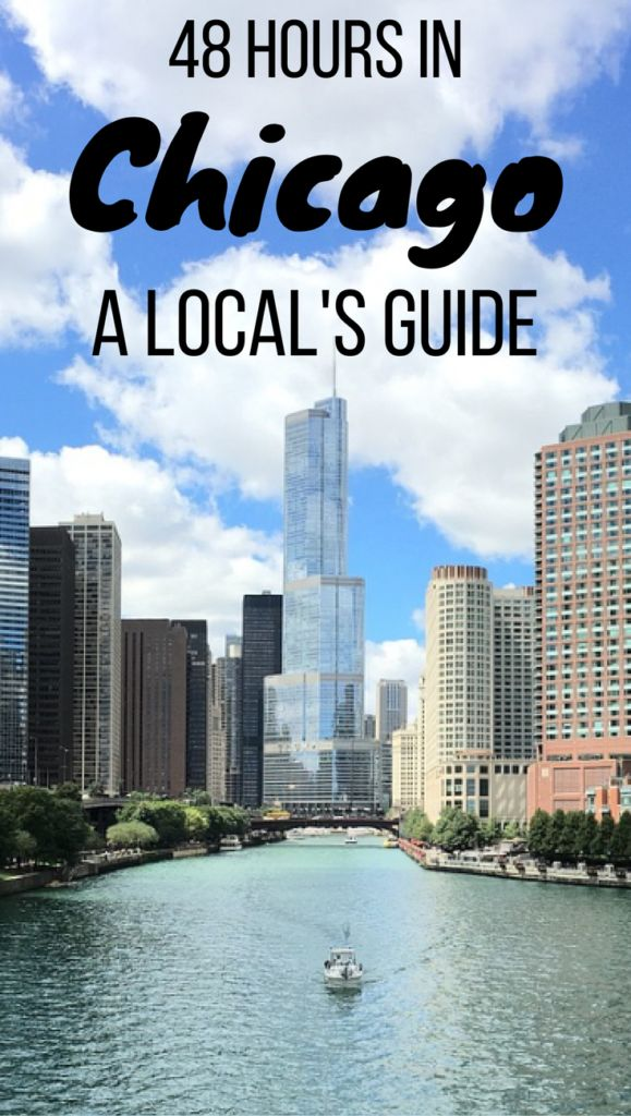 Best things to do in Chicago, where to stay, where to eat and drink for the best 48 Hours in Chicago.