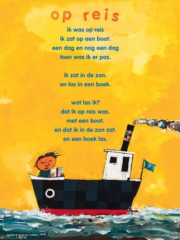 feliciteert Wim Hoffmann met de Max Velthuijs-prijs. En nu? Op reis! http://www.plint.nl/plint/aan-de-muur/poezieposters/poezieposter-op-reis-wim-hofman/