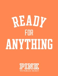 Ready For Anything #VS #PINK