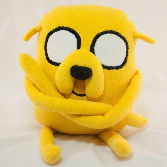 Jake the Dog by MamaKarloShop on Etsy