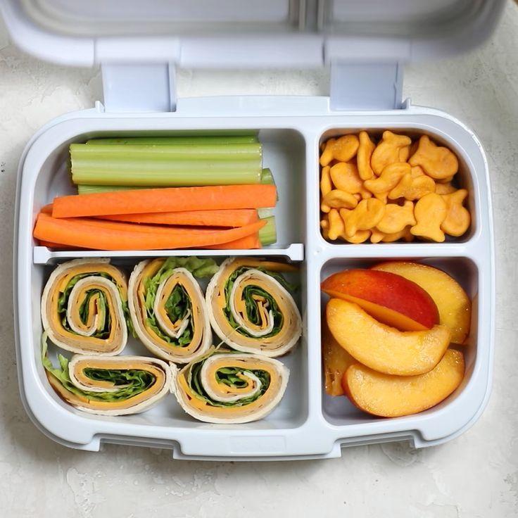 Zurück zu Schule scherzt Lunchbox-Ideen