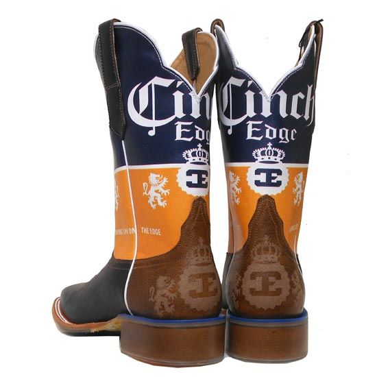 Cinch Edge Western Boots for Men http://www.tackroominc.com/cinch-edge-corona-mens-western-boot-p-22272.html