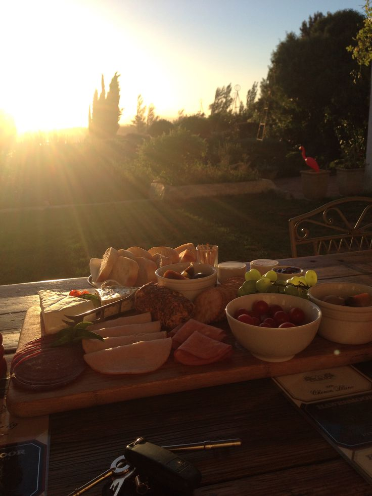 Sunset apetite