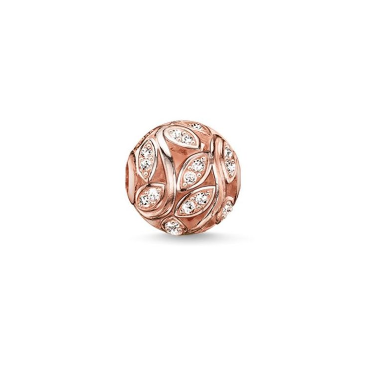 bead Twines – Beads – Sterling Silver – THOMAS SABO