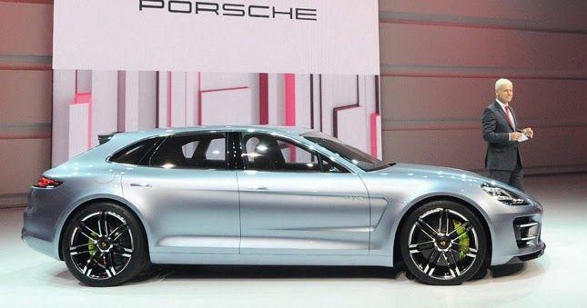 Porsche Pajun Sports Sedan Reportedly Delayed until 2019