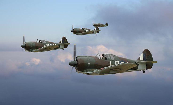 Horn Island Patrol by Mark Donoghue - RAAF CAC Boomerang fighter WWII WW2 Aviation Art History artwork artist military war