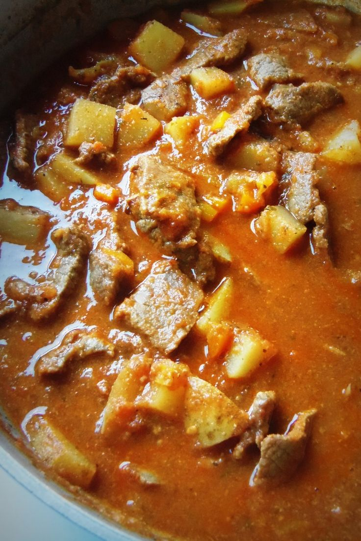 What can I say about Carne Guisada, except that it's one of those comfort dishes that reminds me of home.  …  Continue reading →