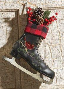 Ice Skate Stocking                                                                                                                                                                                 More
