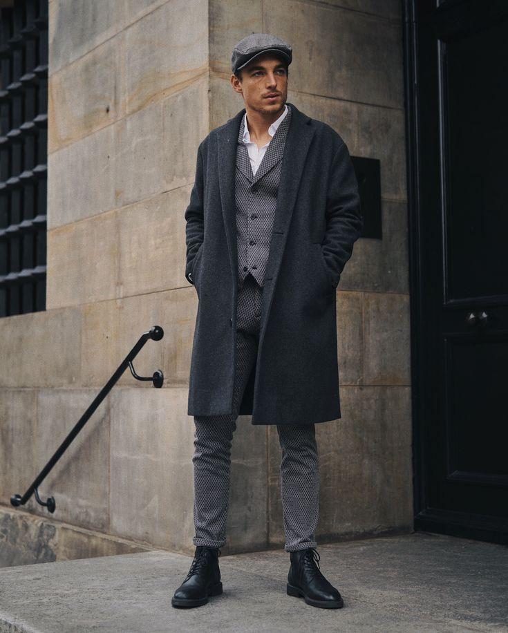 Peaky Blinders outfit | Estilo inglês, Estilo