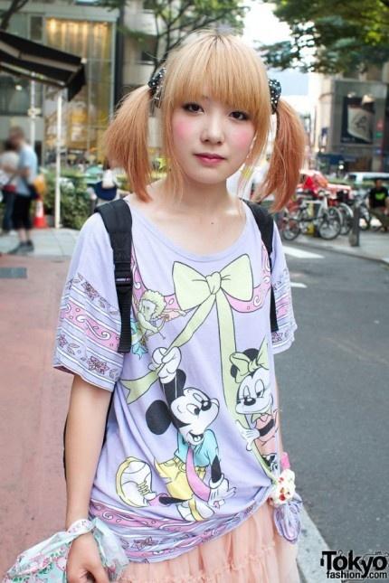 top kei kawaii fashion - photo #43