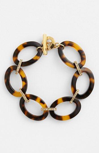 Lauren Ralph Lauren Oval Link Bracelet