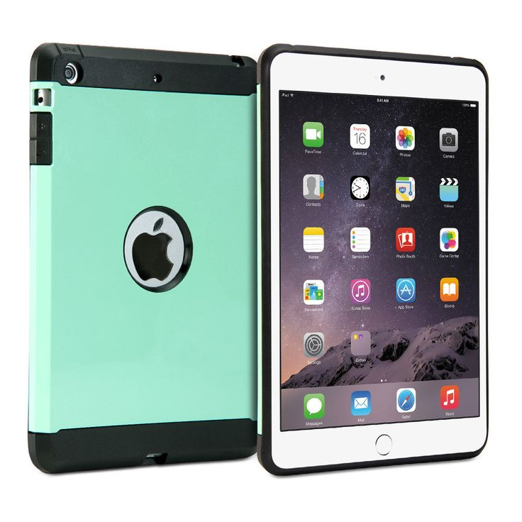 Hybrid Case Tough for Apple iPad Mini