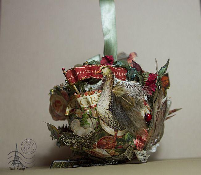 A Christmas Ball by Tati Scrap