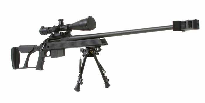 ArmaLite AR-30 .338 Lapua Magnum | savethegun
