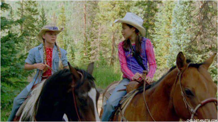 Miranda Cosgrove wild stallion movie   Miranda Cosgrove / Danielle Chuchran