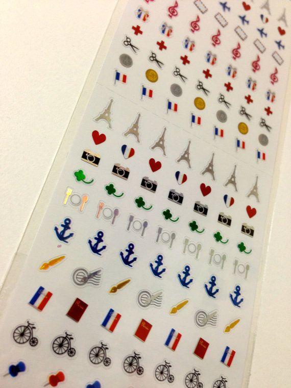petit sticker pour votre calendrier cartes Midori par KawaiiTokyo, $4.10