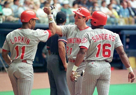 Cincinnati Reds - The Enquirer - Season in photos