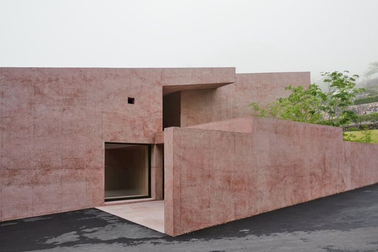 David Chipperfield . Cemetery chapel and visitor centre . Inagawa (1)