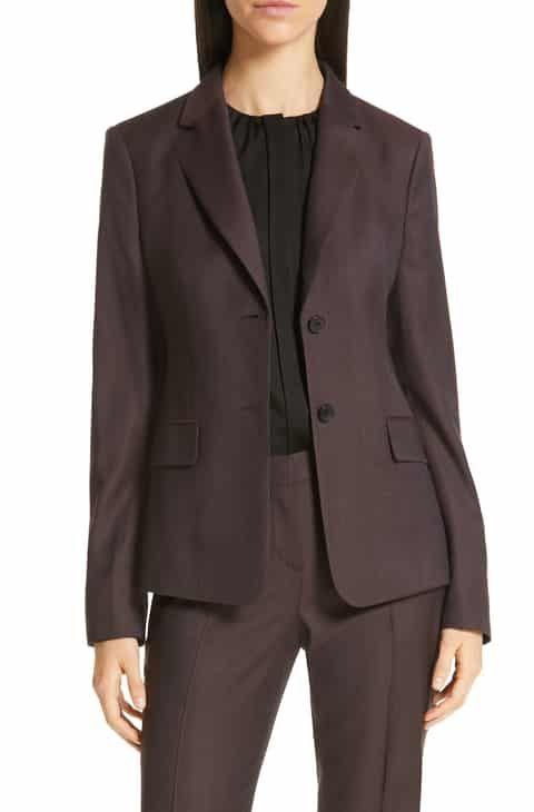 9237a383 BOSS Jabahana Wool Suit Jacket (Regular & Petite) Reviews in 2019 ...