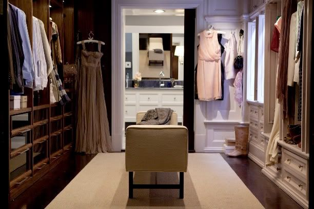 love this closet! from satc movie
