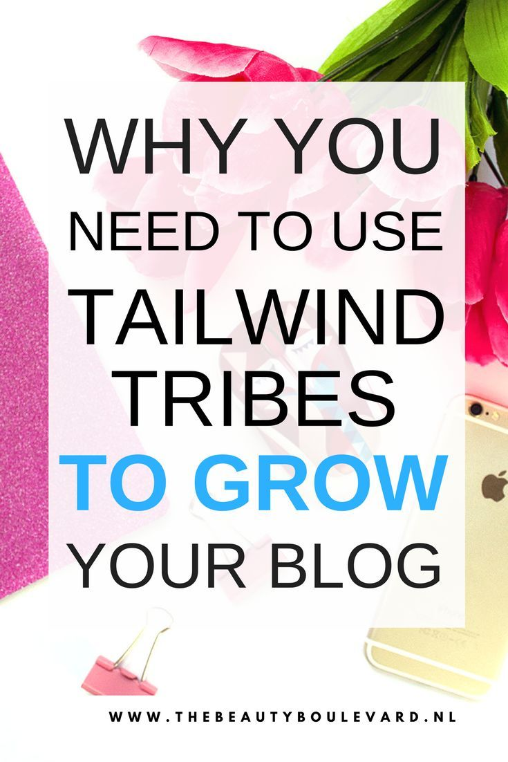 This is why you need to use Tailwind Tribes to grow your blog. Do you want to increase and boost your blog traffic and visitors? Then you definitely need to use this tribe. Want to know how to use these tribes? Then check out this article as well!