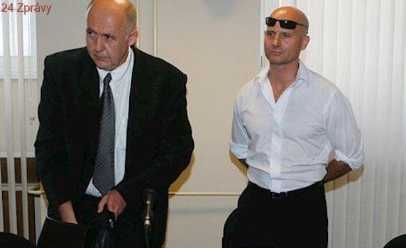 Soud propustil z vazby Šrytra obžalovaného z vraždy bosse podsvětí