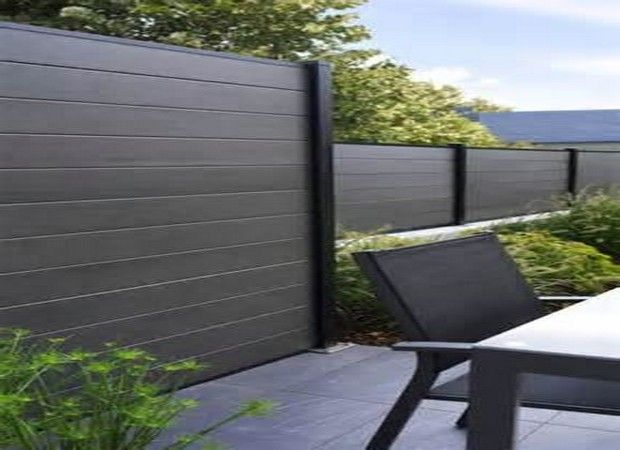 Wood Plastic Composite Fencing Google Search Yard