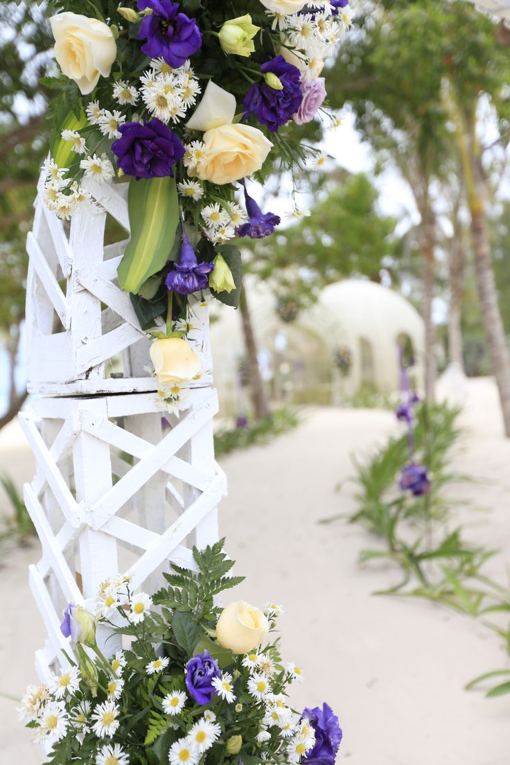 Let us be #Part of that #Special #Moment #SandosCaracol #Weddings www.sandos.com
