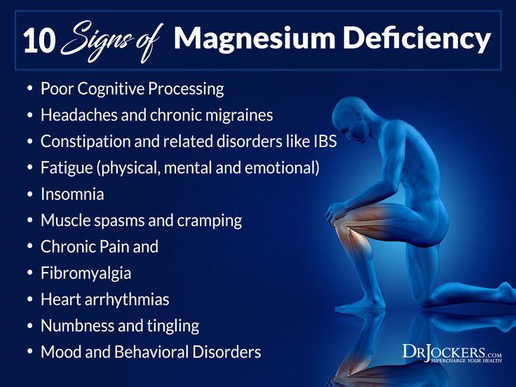 Top 10 Surprising Benefits of Magnesium - DrJockers.com