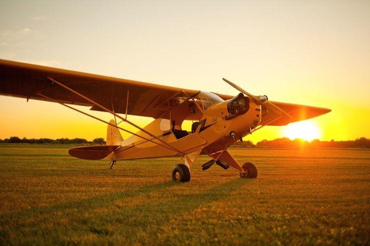 The golden hour  ||  Megan Vande Voort, whose husband, Shane, owns Classic Aviation at Pella Municipal Airport (KPEA) ... https://generalaviationnews.com/2017/09/20/the-golden-hour/?utm_campaign=crowdfire&utm_content=crowdfire&utm_medium=social&utm_source=pinterest