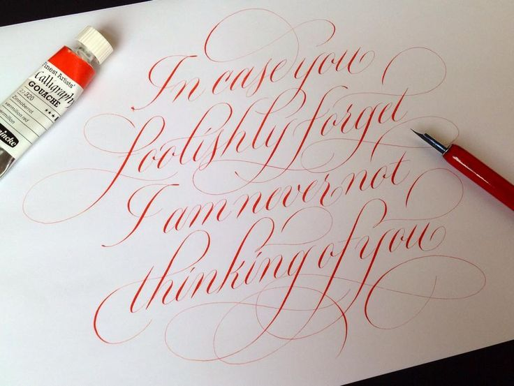 17 Best Images About Copperplate Calligraphy On Pinterest Heather O 39 Rourke Typography And