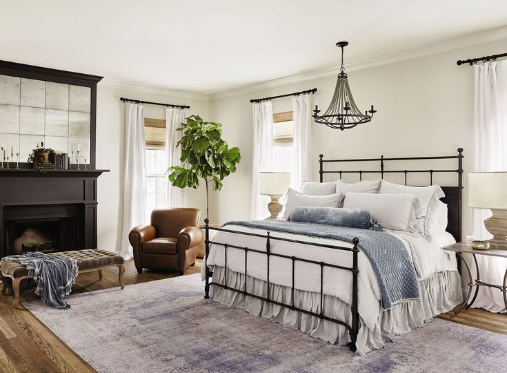 7 dreamy bedroom tips from professional homebody Joanna Gaines