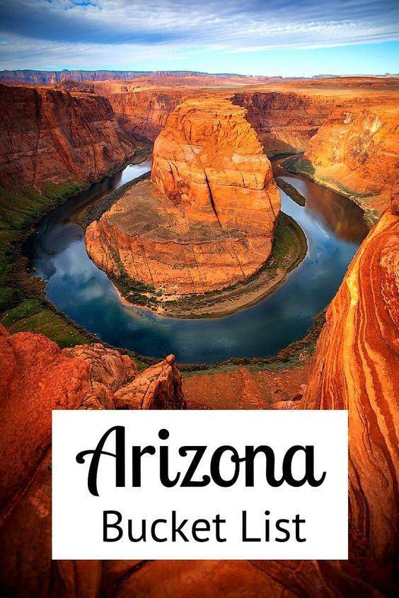 Roadtrip Arizona Amerika? Hier vind je de dingen die je gezien wilt hebben.