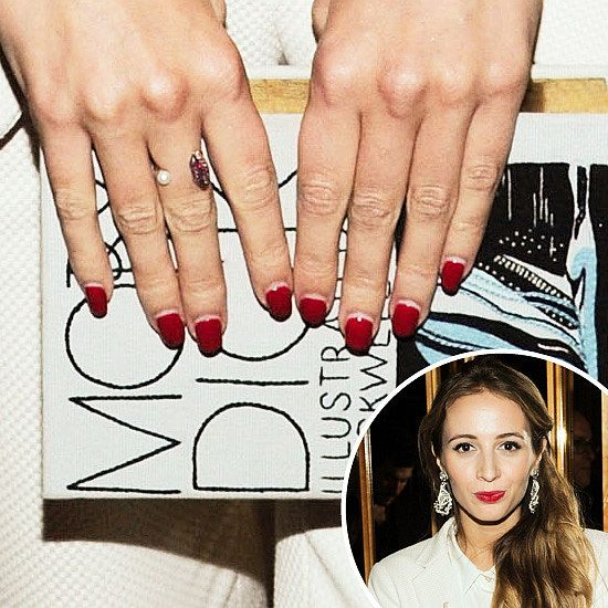 Celebrity Nails From the 2013 Award Shows | POPSUGAR Beauty