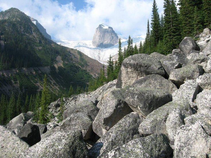 Snowpatch Spire. Bugaboo Glacier provincial park. B.C.
