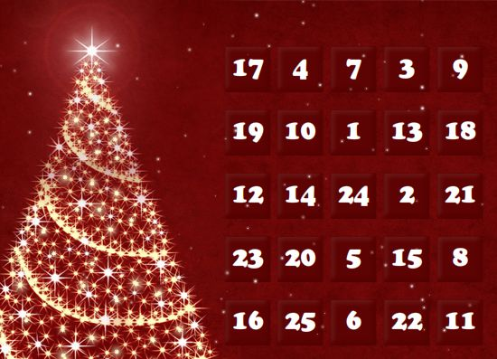 free online advent calendars