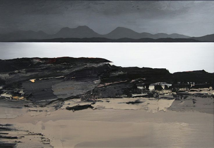 Gullane Art Gallery | Chris Bushe RSW