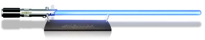 Officially Licensed Anakin Skywalker Force FX Star Wars light Saber