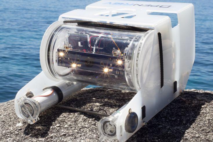 OpenROV 2.8 Mini Observation Class ROV