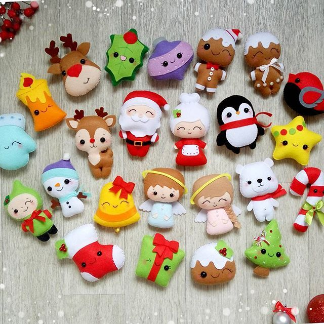 - baby mobiles, nursery decorations, cute holiday ornaments of felt. Personal baby mobile for your nursery. See MORE products in MY SHOP ↓