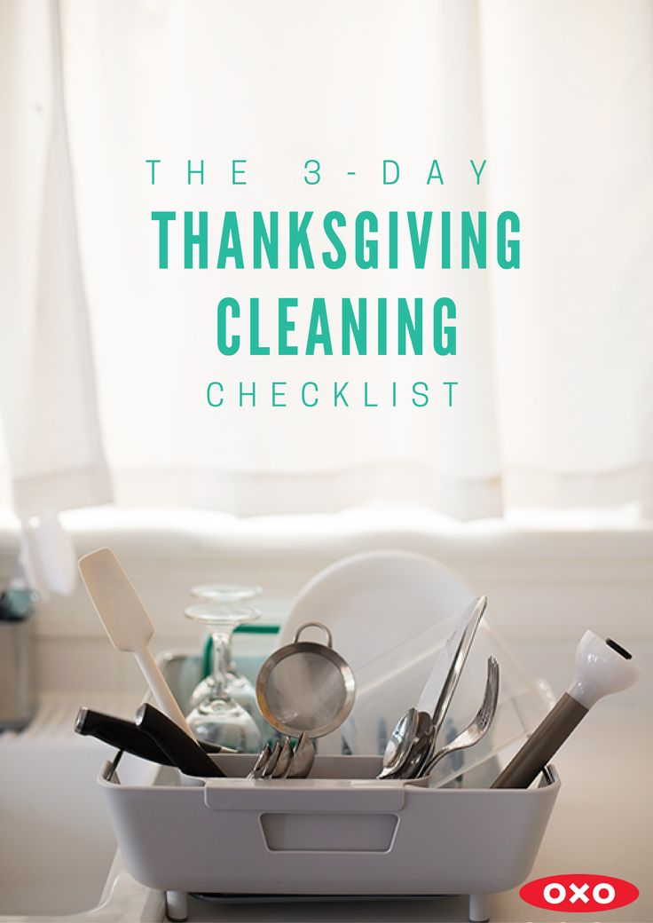how to clean a turkey out