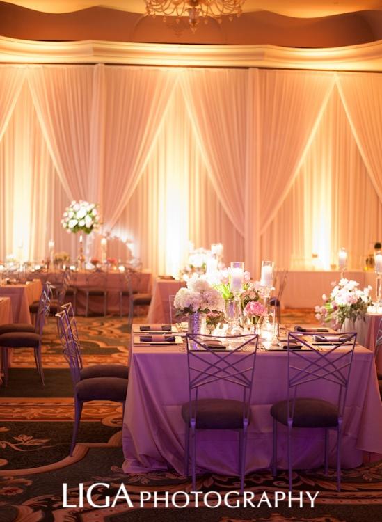 Wedding Planner Lisa Stoner E Events Fl Botanica International Design Studio Drape Swag Decor Photography Abby Liga