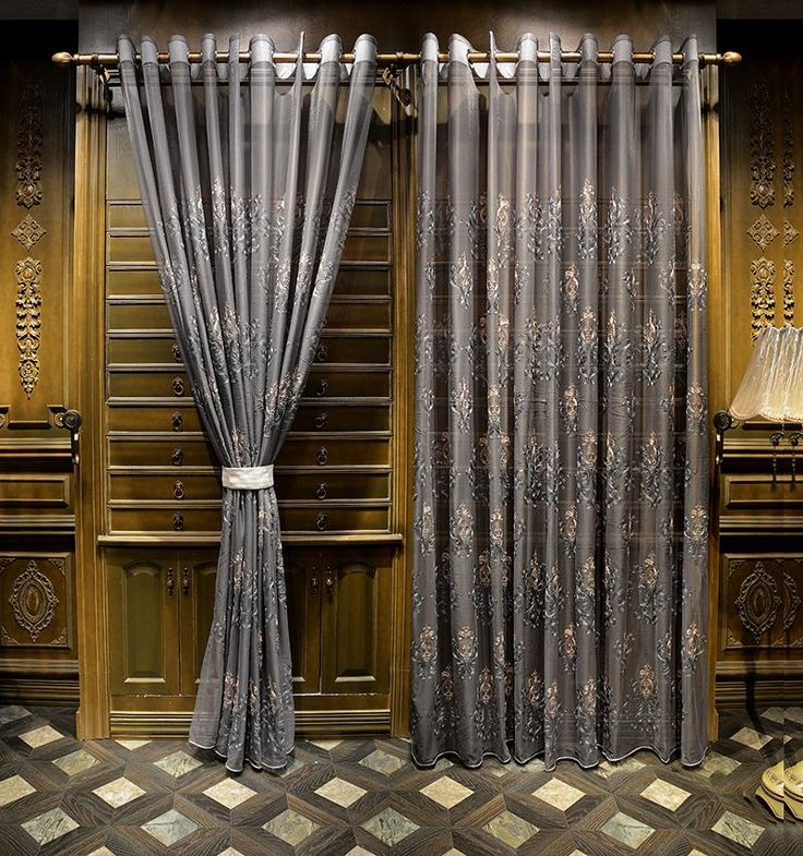 Types Of Curtains For Living Room Part - 45: Cheap Curtain Divider, Buy Quality Curtain Decor Directly From China Curtains  Types Suppliers: Luxury White Tulle Window Curtain Sheer Curtains For Living  ...