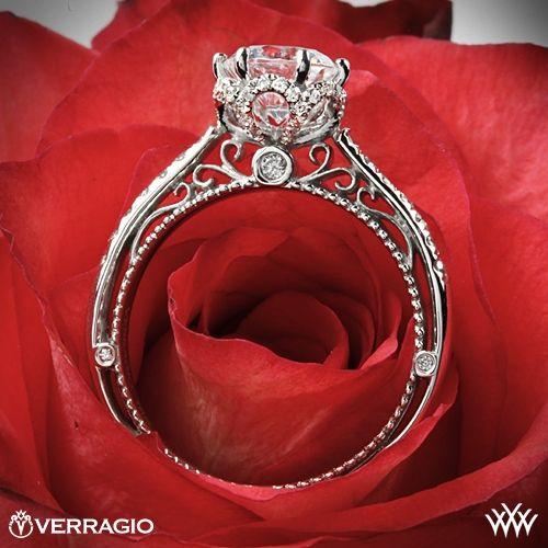 Engagement Princess Cut Rings