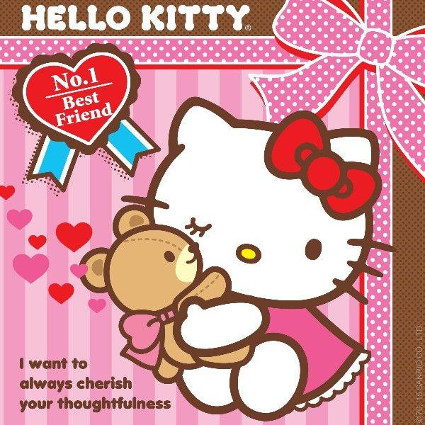 H loving o;n a cute bear