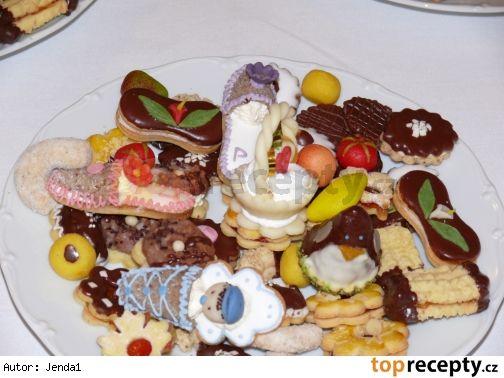 Tániččino svatební cukroví